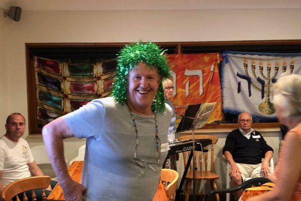 Picture of Purim at Brit Chadashah