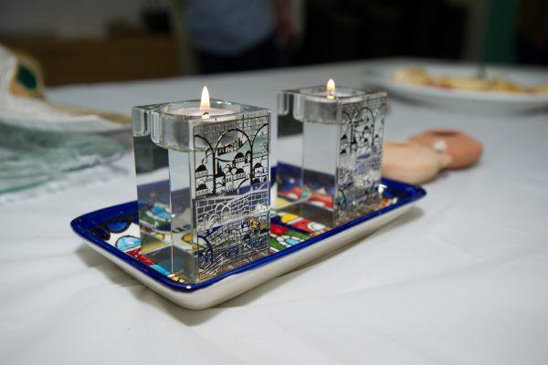 Rosh HaShanah Candles